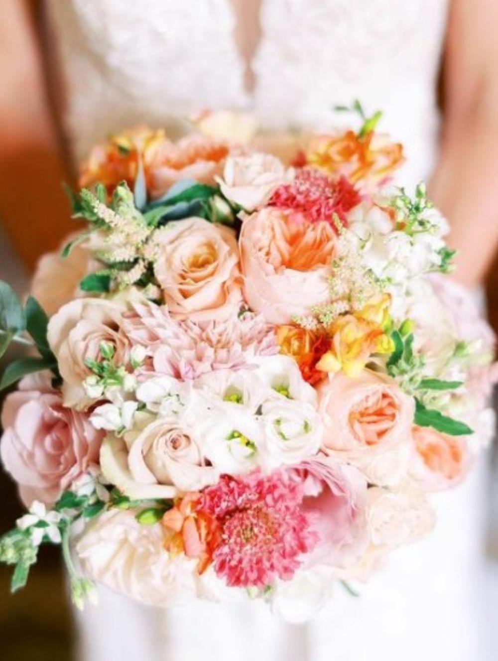 Damselfly Designs Westchester Wedding Bouquet