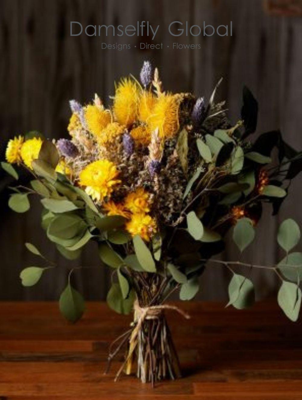 Damselfly Designs White Plains Flower Arrangement