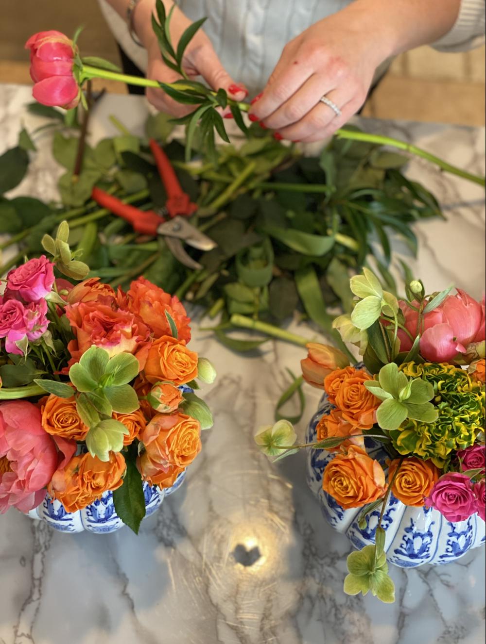 Damselfly Rye Floral Designer
